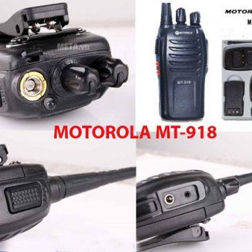 Báo giá bộ đàm Motorola tháng 8/2019