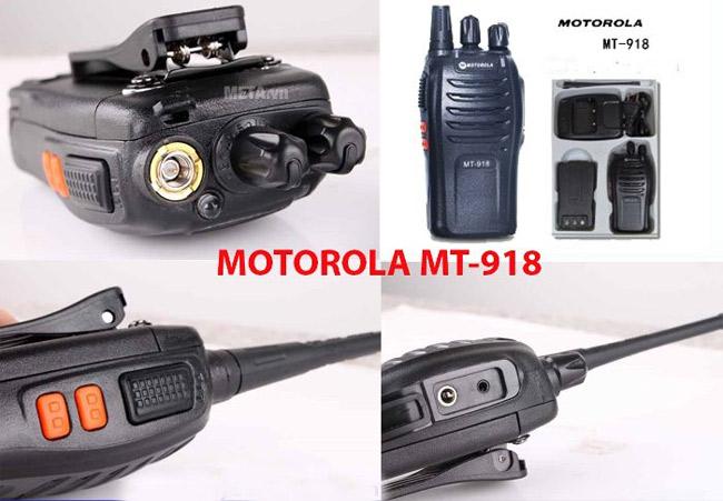 Báo giá bộ đàm Motorola tháng 8/2019 1