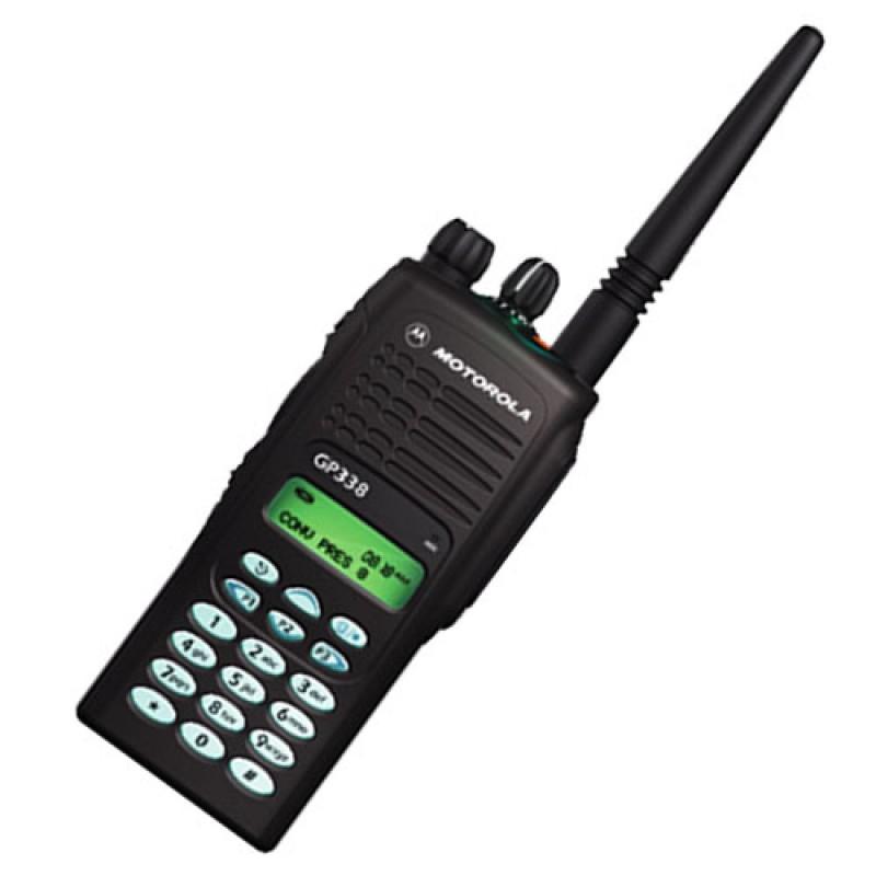 Hướng dẫn sử dụng bộ đàm Motorola GP338 và cách mở khóa tần 1