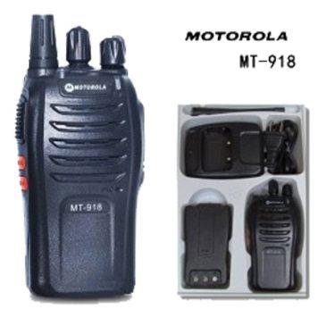 Cách sử dụng bộ đàm Motorola nâng cao hiệu quả tốt nhất