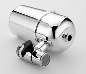 Đầu lọc nước tại vòi an toàn Elewater 1