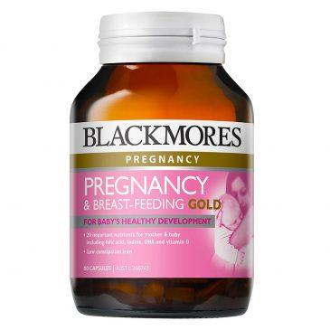 Thực phẩm chức năng Blackmores Pregnancy có tốt không ?