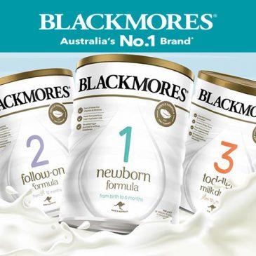 Review sữa Blackmores số 1 có tăng cân không ? và cách pha sữa Blackmores số 1