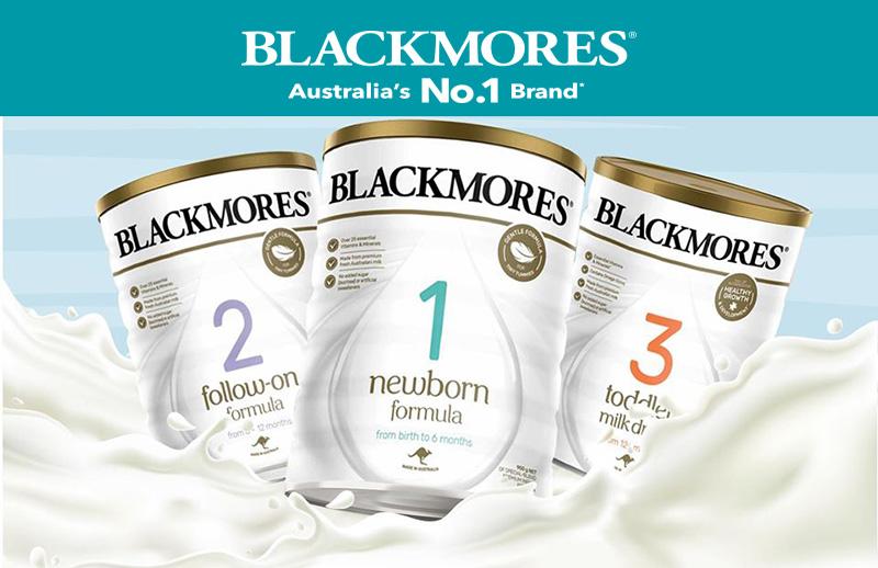 Sữa Blackmores số 4 hàng Úc chính hãng ! Cẩn thận với sữa giả 1