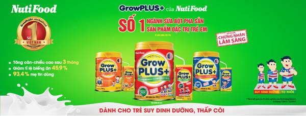 Các loại sữa bột của Việt Nam nổi tiếng trên thế giới 2