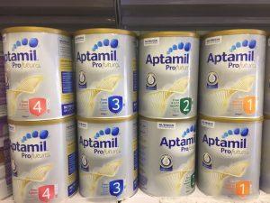 Top những loại sữa Úc được ưa chuộng nhất năm 2020 2